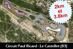 Circuit Paul Ricard Grand Prix 1,8 km