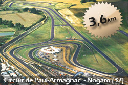 Circuit Paul Armagnac